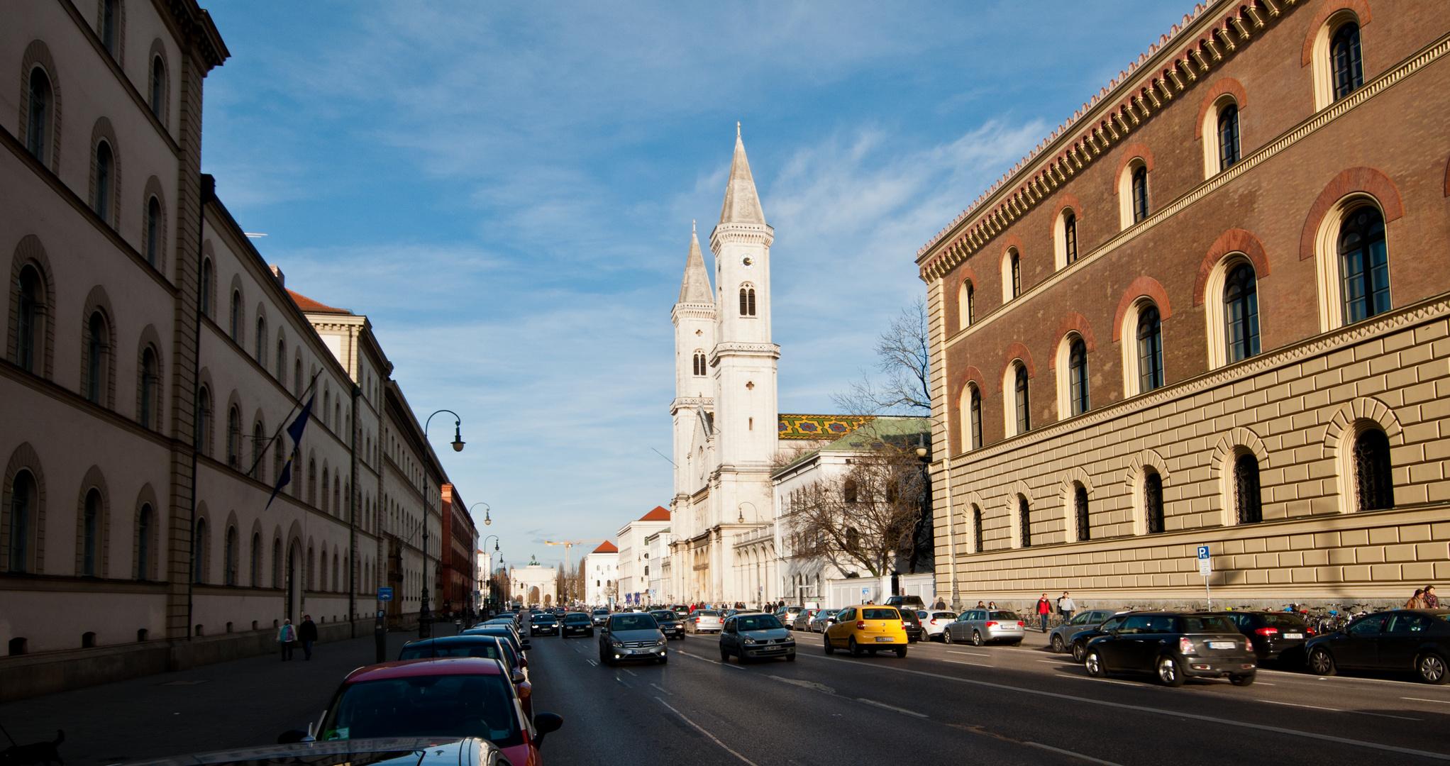Die Ludwigstrasse