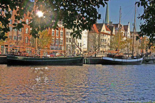Die Lübecker Untertrave