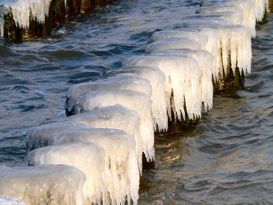 Die Macht des Eises über den Mensch ...