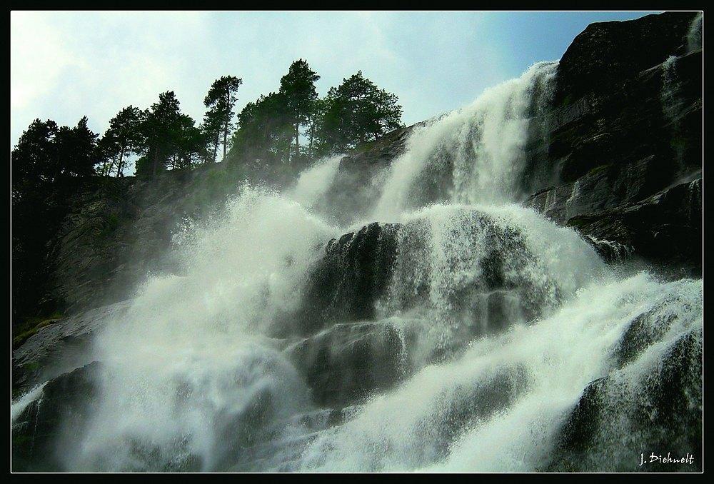 Die Macht des Wassers (1)