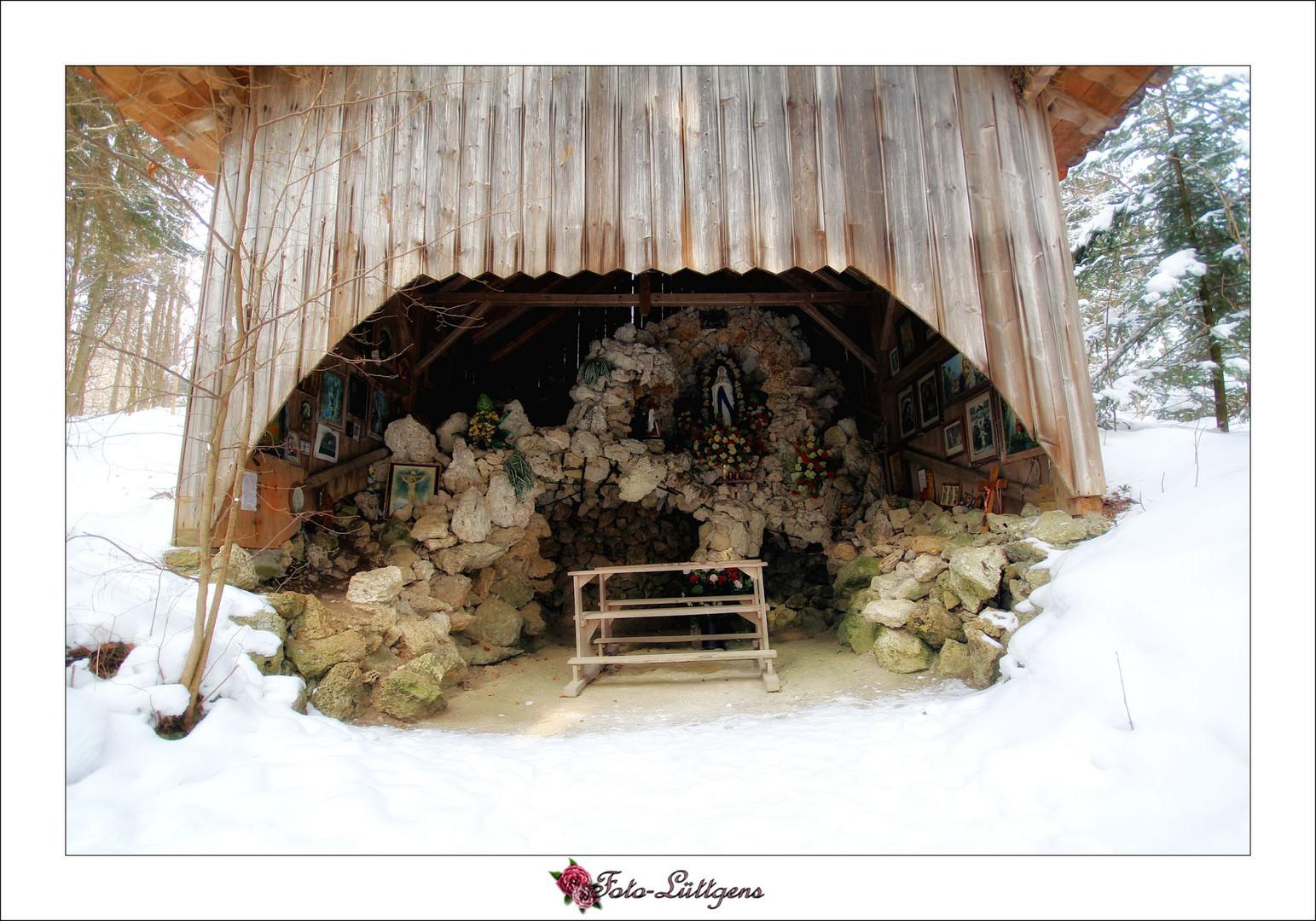 Die Madonnen-Grotte