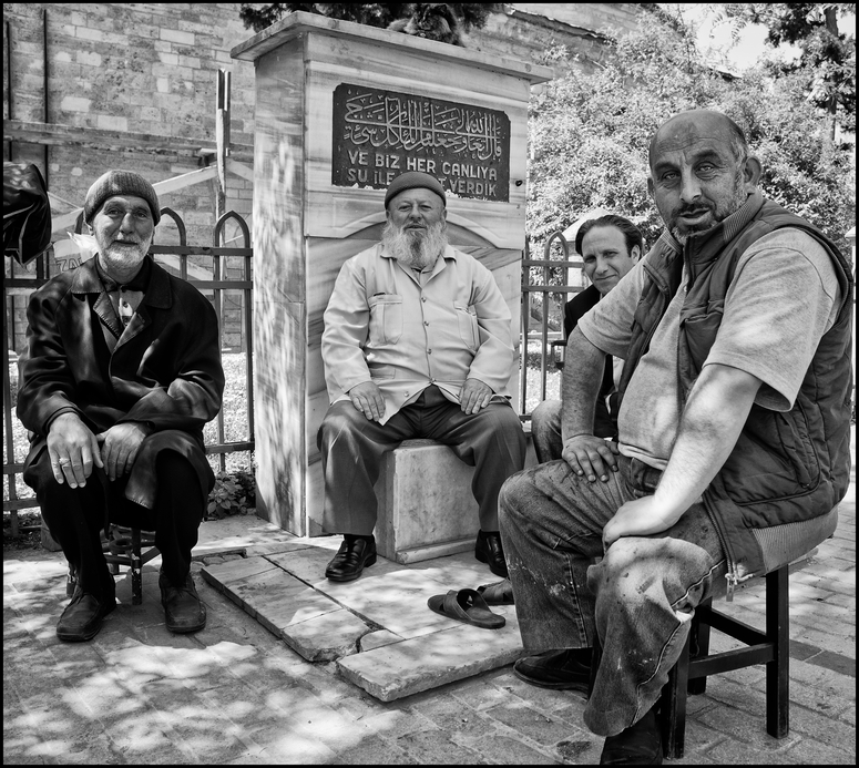 Die Männer aus Fatih
