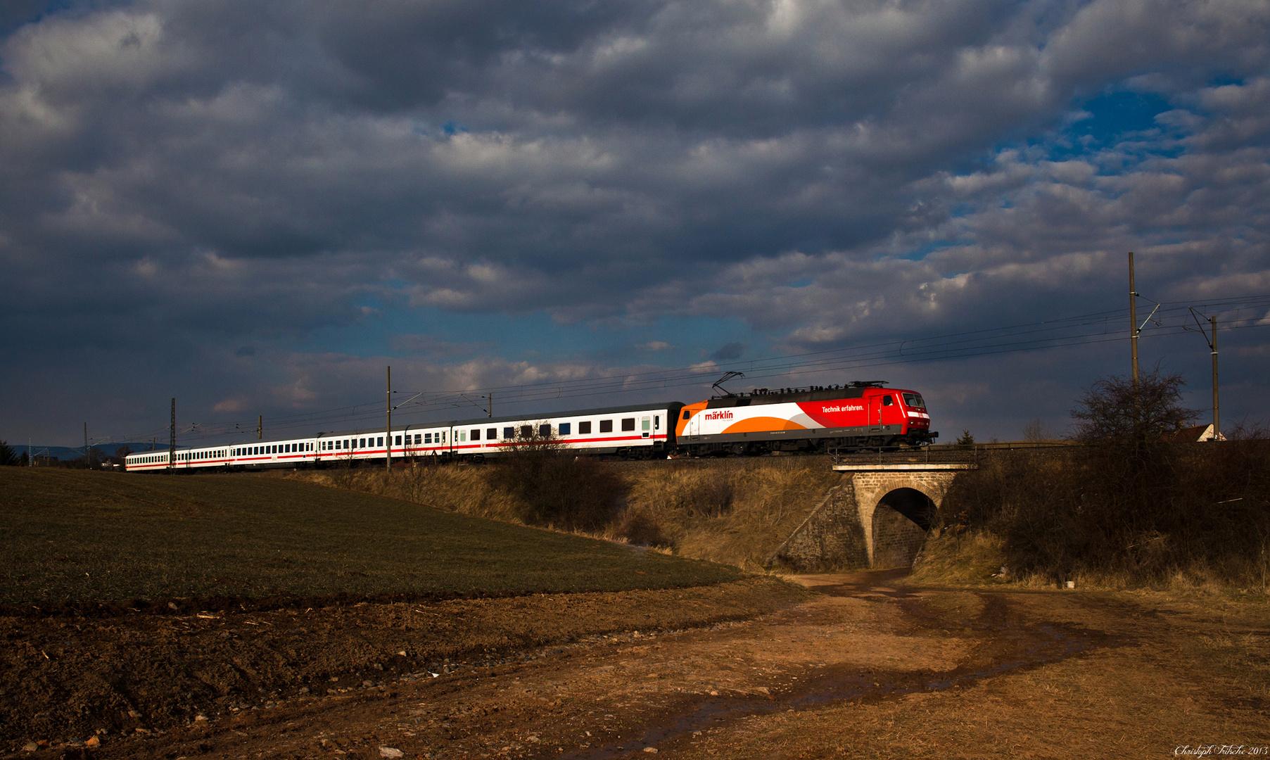 Die Märklin Eisenbahn
