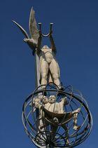Die Magische Säule in Meersburg
