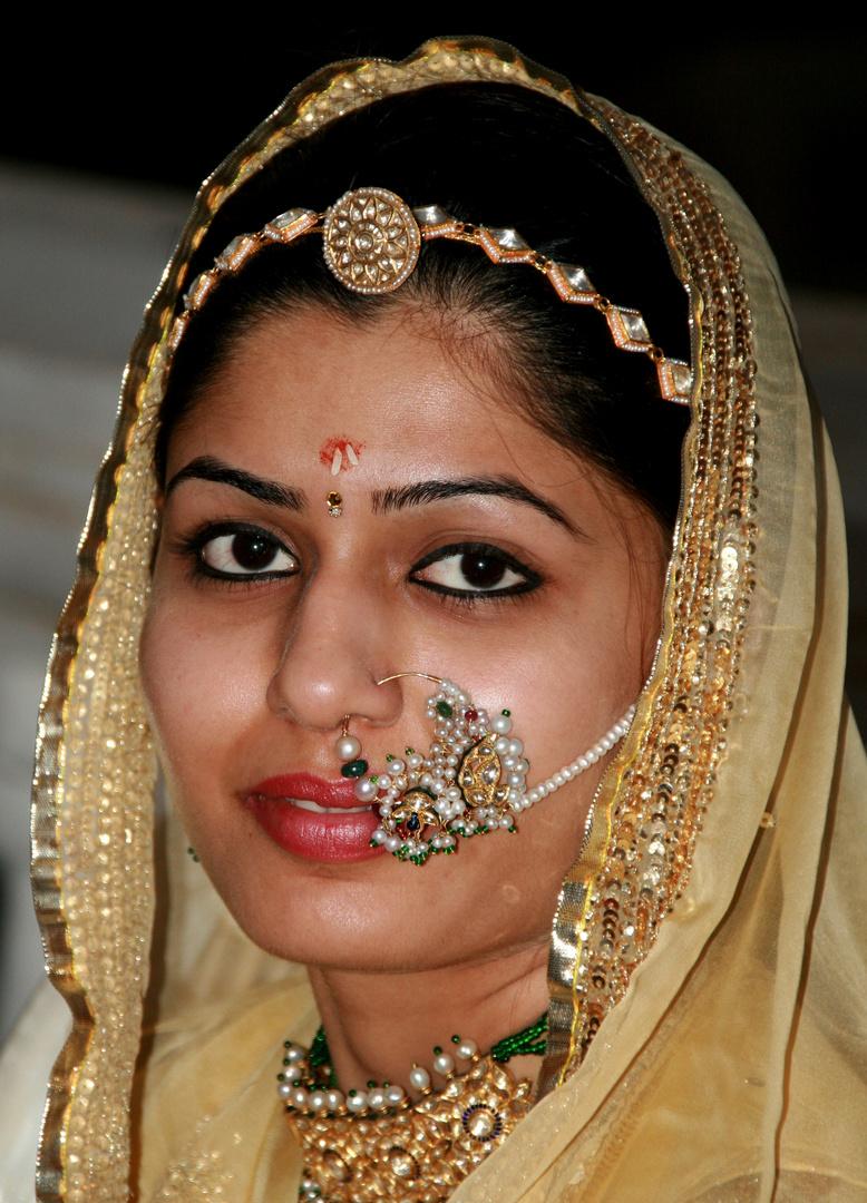 Die Maharani von Mandawa