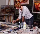 Die Malerin