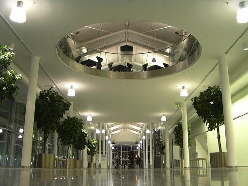 """Die Mall der """"Wiener Messe neu"""""""
