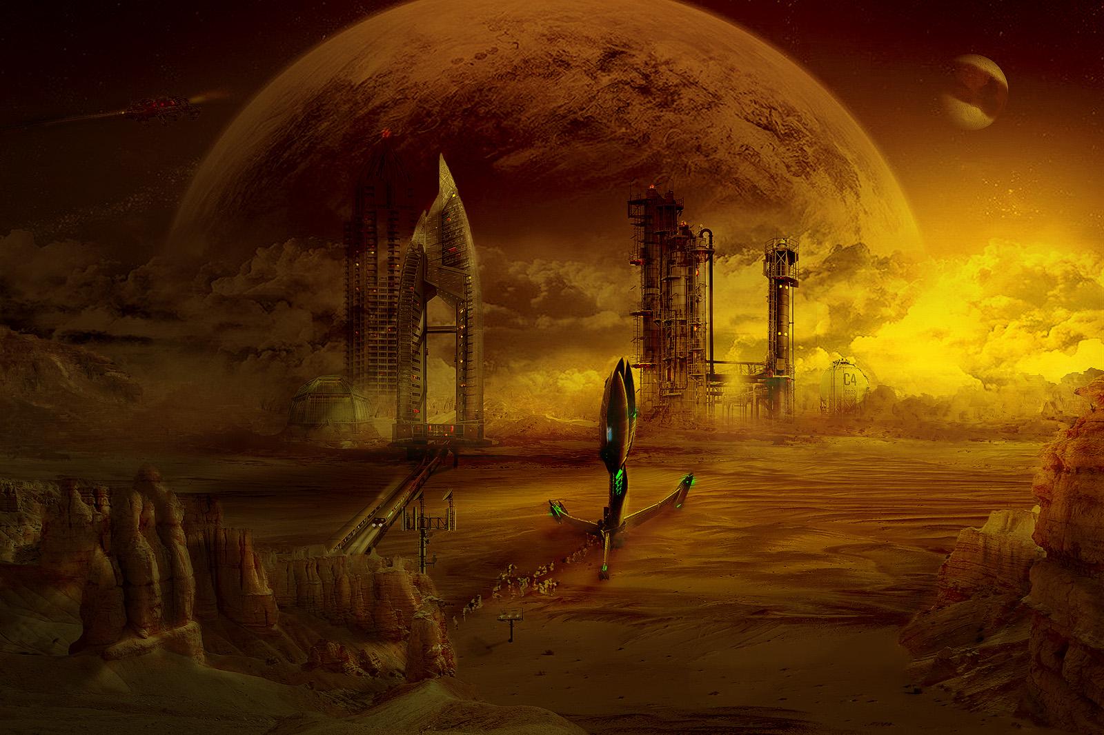 die Mars Mission geht weiter....