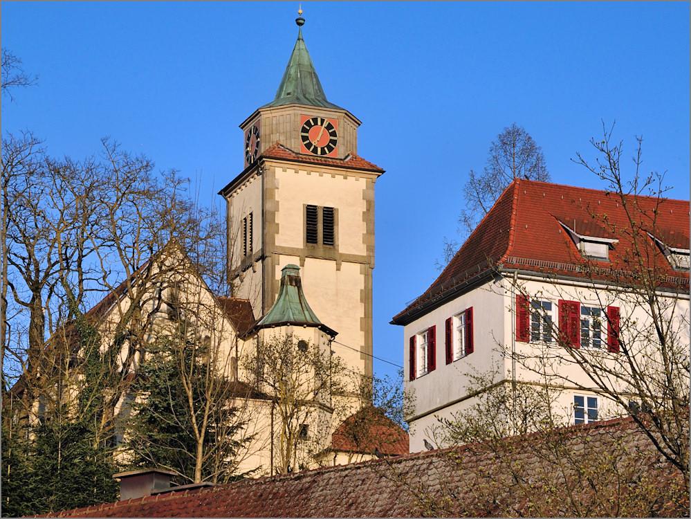 Die Martinskirche in RT-Mittelstadt