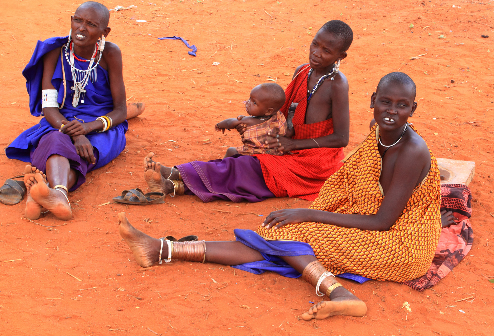 Die Masai