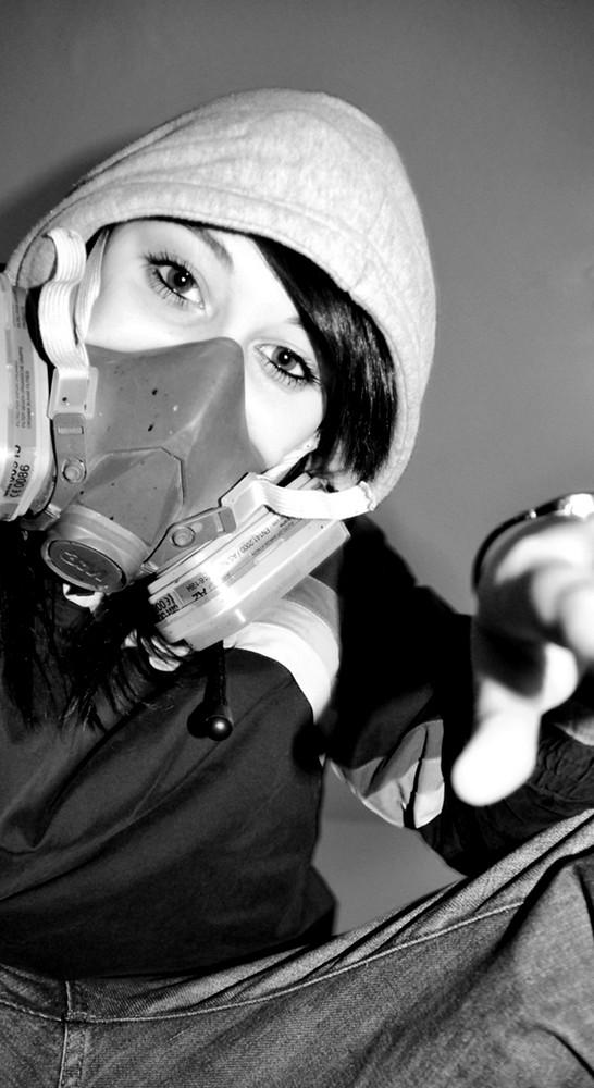 Die Maske....