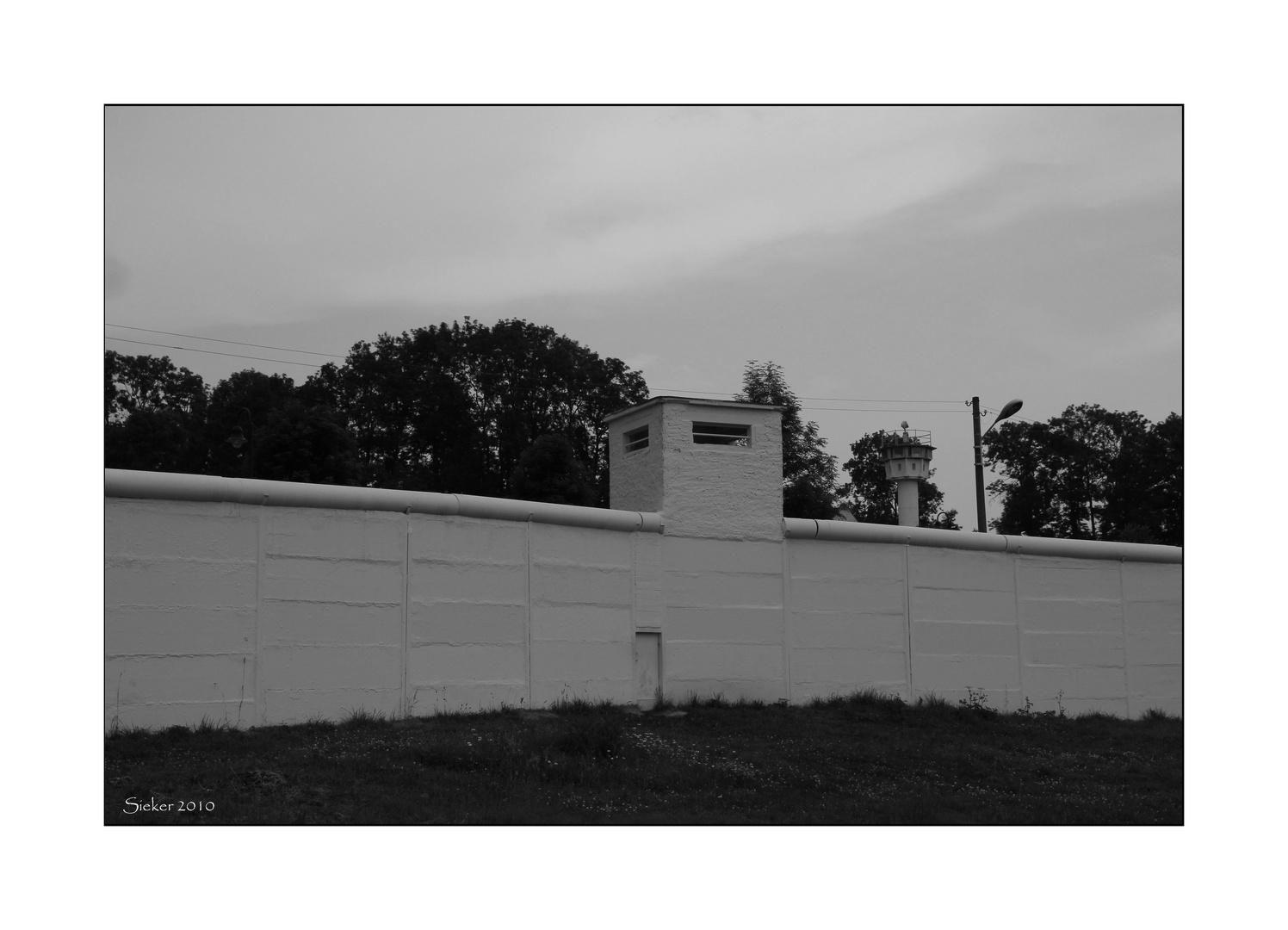 Die Mauer ...