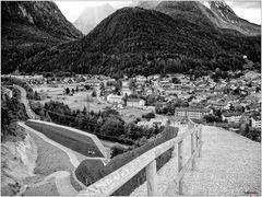 Die Mauer von Mittenwald II