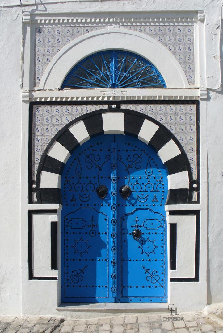 Die maurische Tür