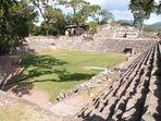 Die Mayastätten von Copán