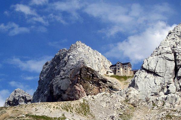 Die Meilerhütte 3