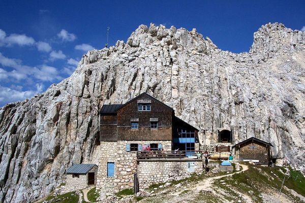 Die Meilerhütte