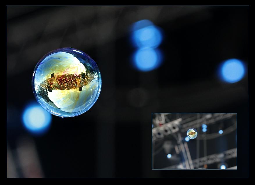 Die M'eraLuna-Blase