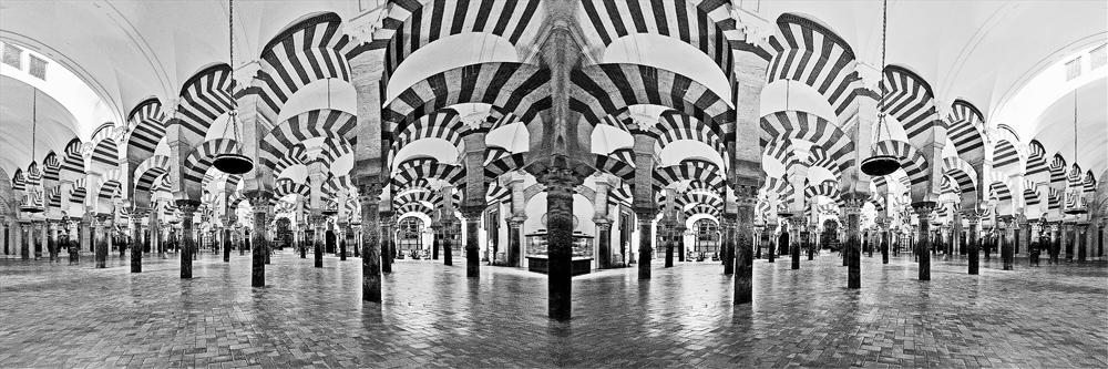 Die Mezquita in Cordoba