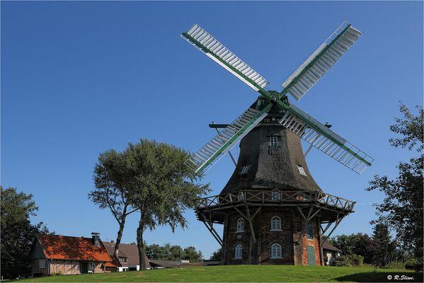 Die Midlumer Mühle