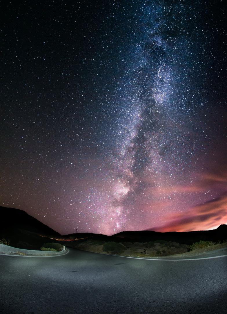 Die Milchstraße II
