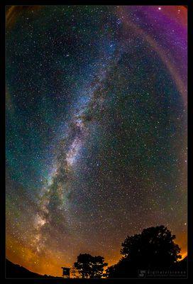 Die Milchstraße - unsere eigene Galaxie