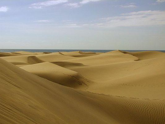 Die Mini-Sahara