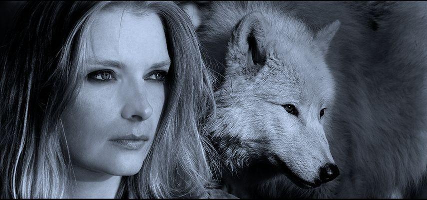 die mit dem wolf..