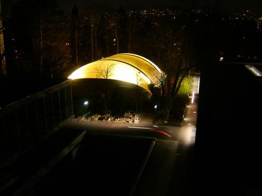 Die modernste Turnhalle der Schweiz