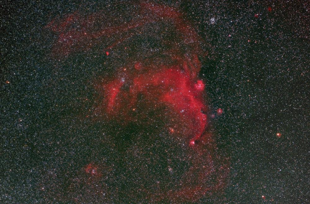 Die Möve oder IC 2177