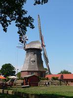 Die Mühle von Lübberstedt