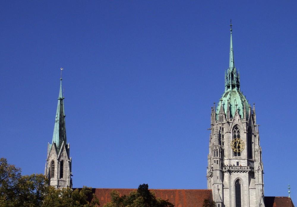 Die Münchner Paulskirche