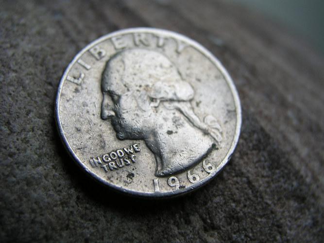 Die Münze...