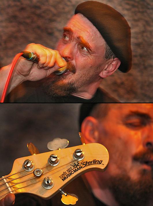 die munta bluesband beim bluesclub bühler