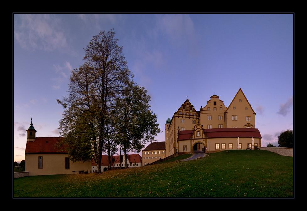 Die Musikakademie Kapfenburg