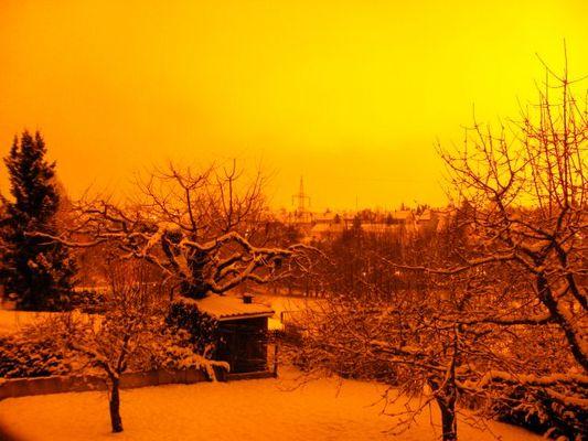 Die Nacht in Stuttgart ist heller als man denkt...