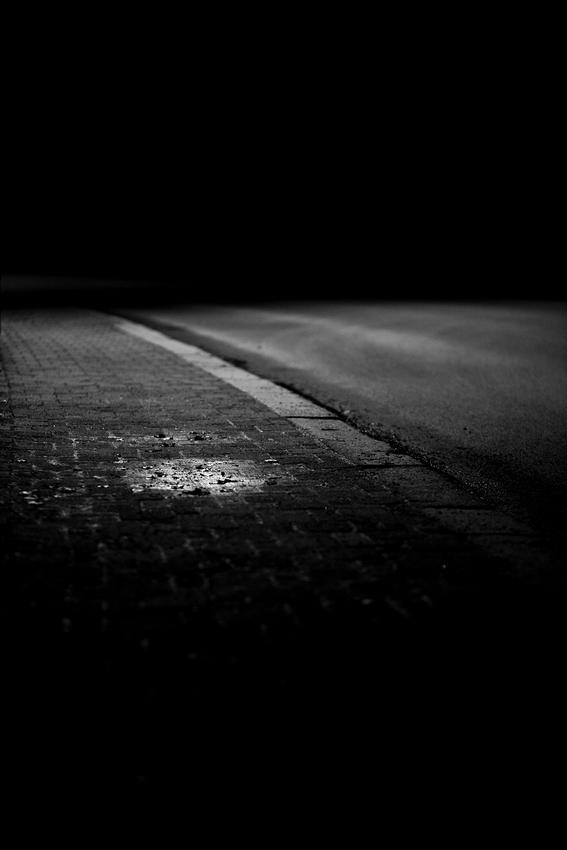 die Nacht kommt...