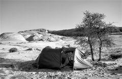 Die Namibdurchquerung - Tag 1