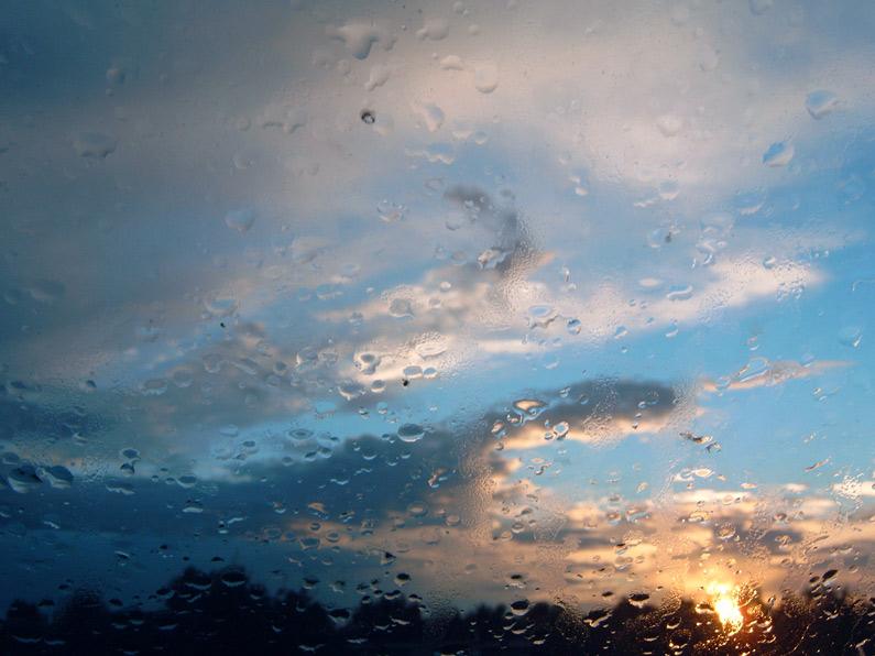 Die nasse Sonne