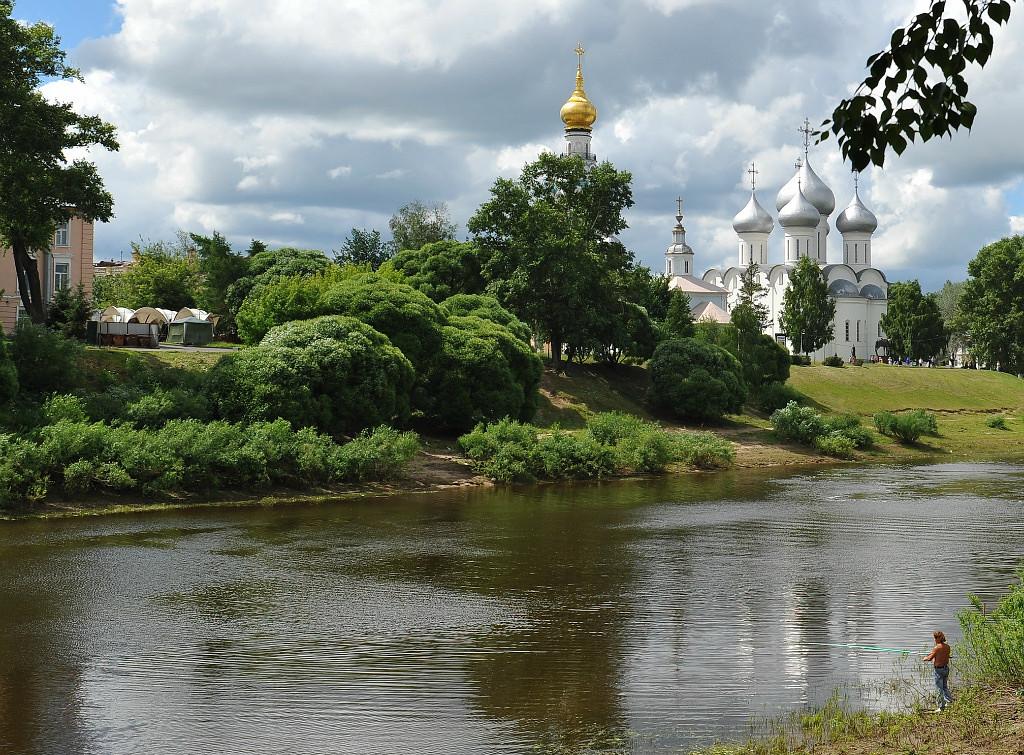 Die Natur des russischen Nordens