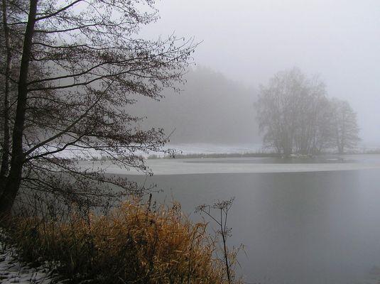 die nebel fallen