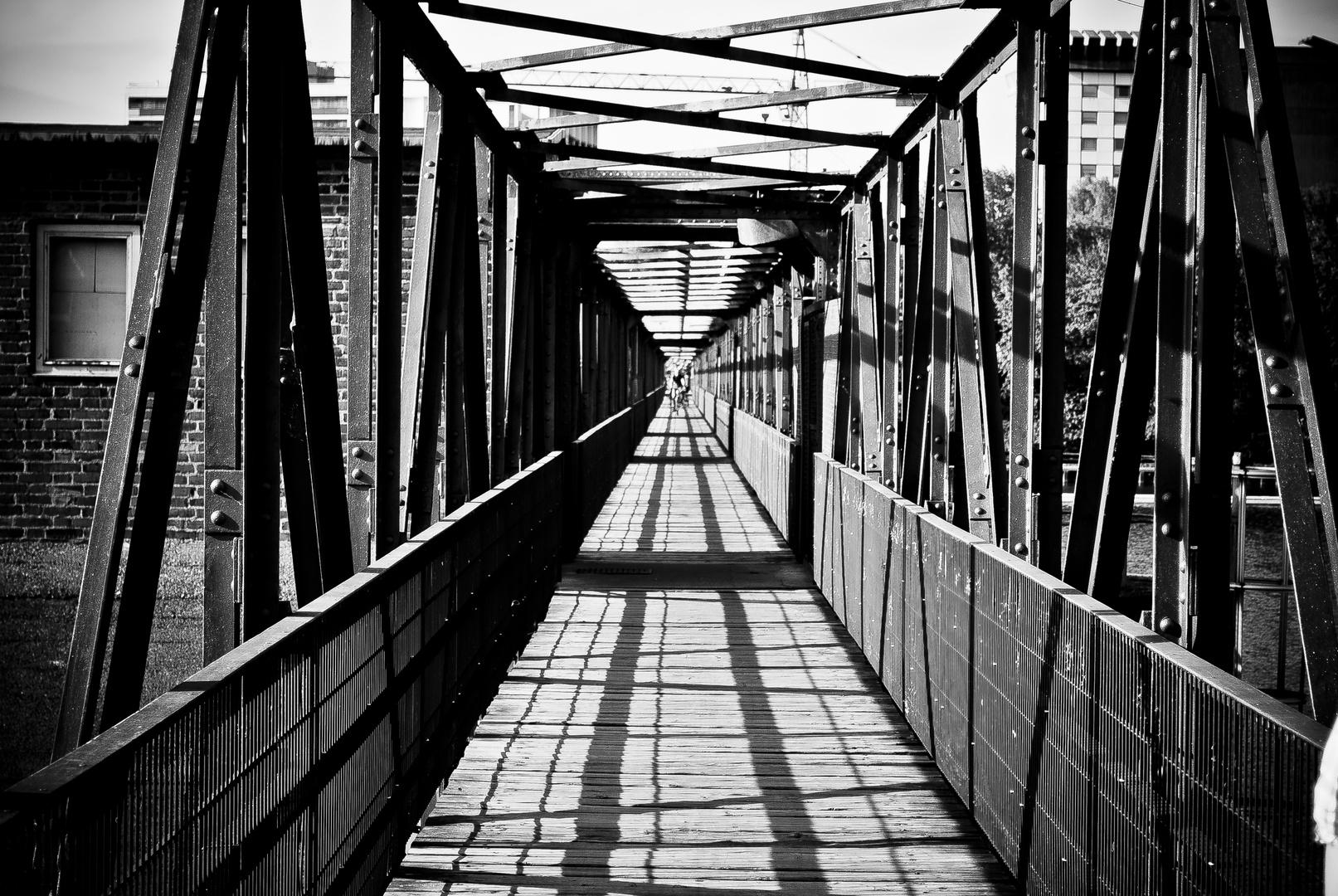 Die Neckarbrücke