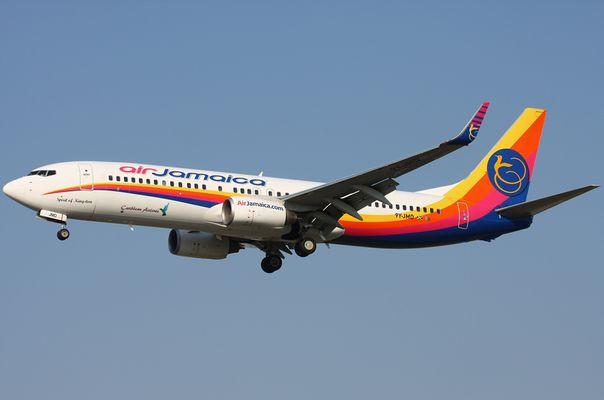 Die neue Air Jamaica