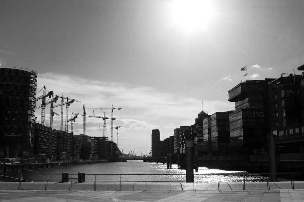 Die neue Hafencity - Die größte Baustelle Europas