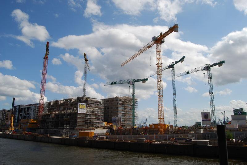 Die neue Hafencity (Hamburg)