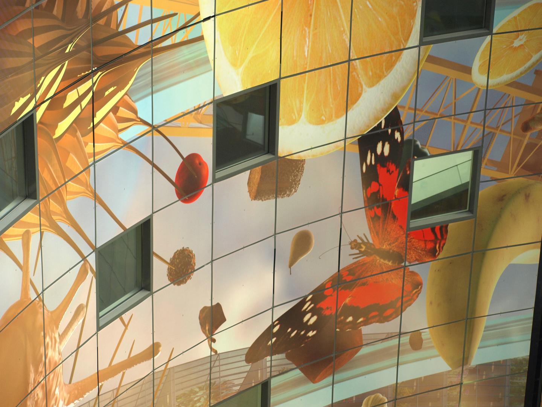 Die Neue Markthalle von Rotterdam -5-