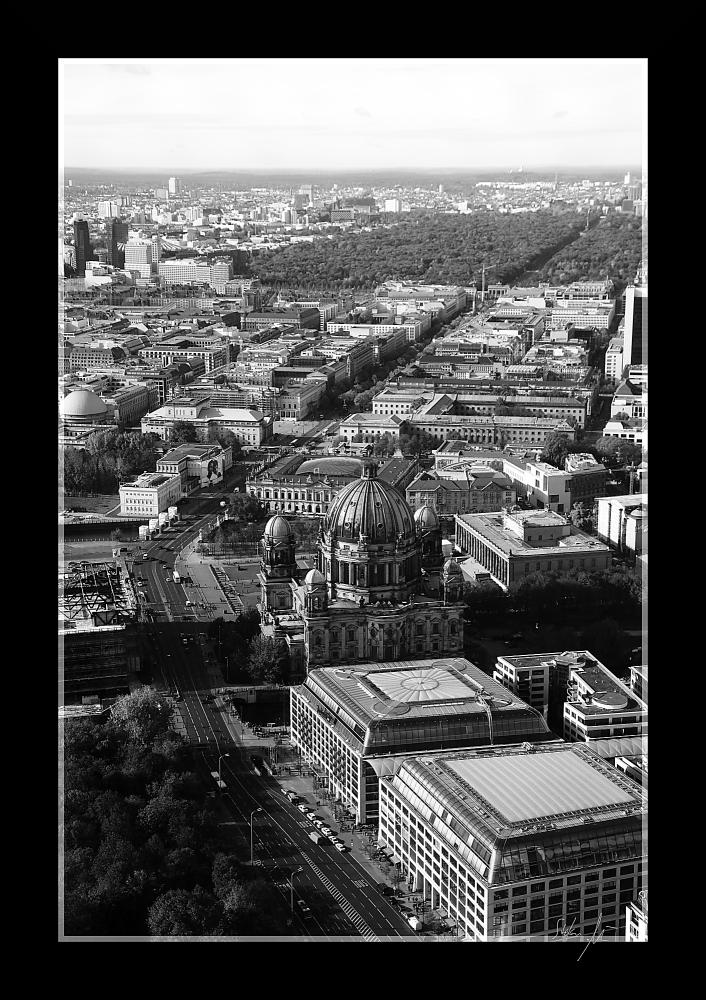 Die neue Mitte Berlins
