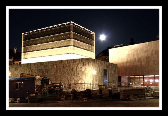 Die neue Münchener Synagoge