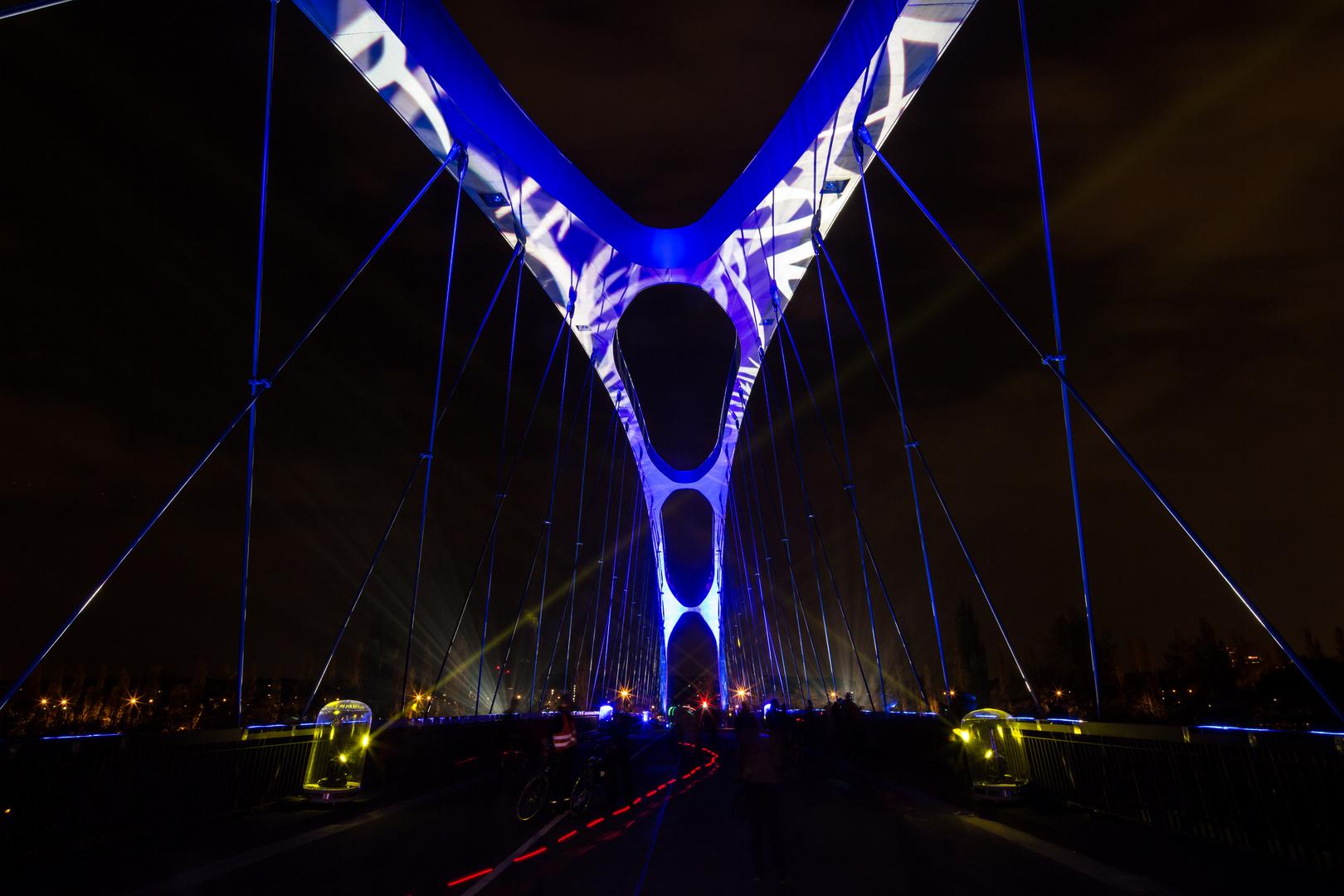 Die neue Osthafenbrücke 2