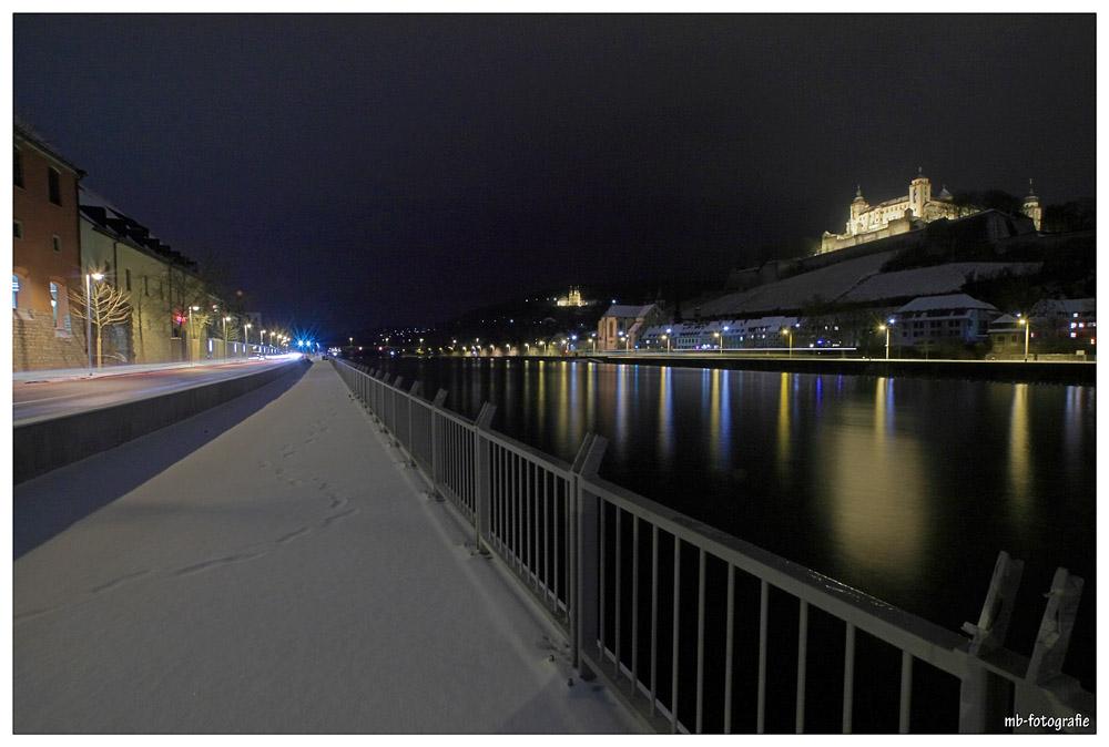 die neue Uferpromenade
